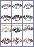Gummihandgriff-Farben-Bürste (HYP027)