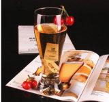 Vetro di birra di vetro bevente di alta qualità per il grossista