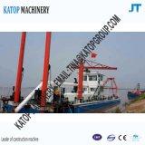Земснаряд всасывания резца с 350 mm разрядки 2000m трубопровода
