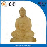 Maquinaria de Woodworking Acut-1212 com o router de Rotaty/CNC feito em China