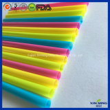 5 '' Super Jumbo Straight Straws, Cocktail Straws W / PVC Box