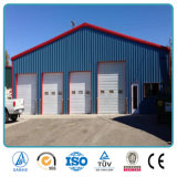 El SGS aprobó la casa ligera modular prefabricada de la estructura de acero del calibrador (SH-687A)