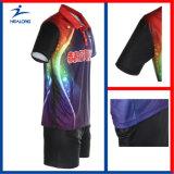 [هلونغ] صنع وفقا لطلب الزّبون ملابس رياضيّة تصميد طباعة كرة مضرب جرسيّ لأنّ عمليّة بيع