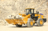 セリウムの証明書の中国の最も安くか最も低い幼虫の技術の6トンの車輪のローダー