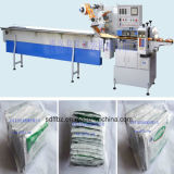 Máquina de embalaje de flujo múltiple de grupos múltiples de control automático de PLC