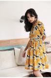 Платье горячего сбывания самое последнее конструирует втулку a способа длиннюю - линию износ платья/женщин девушки пузыря