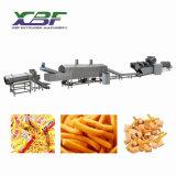 Resopló ampliado de maíz Snacks máquina de fabricación de alimentos