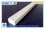 Het Profiel van de Rechthoek FRP, het Rechthoekige Materiaal van de Glasvezel, Rechthoekige Staaf GRP