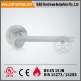 En1906 Solid Lever Handle auf Rose