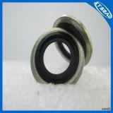 Fer et le joint NBR zingage Acier au carbone et la rondelle de placage de cuivre NBR