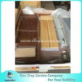 Armário de cozinha de estilo americano agitador de bambu W3018