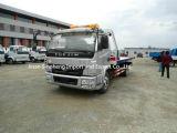 Vrachtwagen van het Slepen van Yuejin 113HP Flatbed 4X2 voor de Prijs van de Fabriek