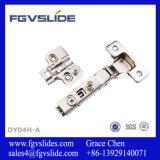 フォーシャンの良質2の方法調節可能な油圧3Dキャビネットのヒンジ