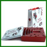 형식 Gift Luxury Custom Paperboard Gift Box 또는 Bag