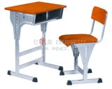 School colorido Furniture Adjustable Calssroom Single Desk y Chair (SF-07A)