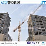 構築機械装置のための低価格の構築のための6t Topkitのタワークレーン