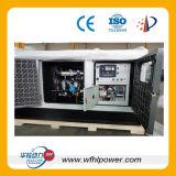 HL 68kw. Generatore di modello ritardato per il campo petrolifero, generatore silenzioso del gas
