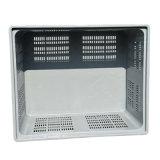 boîte à palette en plastique de type de maille de 1200X1000X760mm à vendre