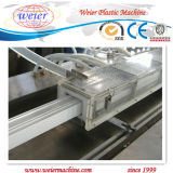 Neuer Entwurf Plastik-Belüftung-Profil-Maschine