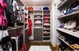 Система шкафа 2 тонов модульная с опрокинутым ботинком Shelves (BY-W-72)
