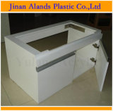 10mmの15mm厚い家具デザインPVC泡のボード1220X2440