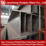 Poutre en double T laminée à chaud d'acier doux fabriquée en Chine