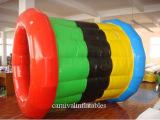 Schöne farbenreiche aufblasbare Wasser-Rollen-Kugel Zorb Kugel-Wasser-Kugel