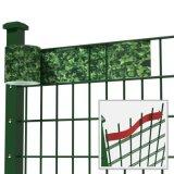 Загородка прокладки экрана PVC для предохранения от загородки сада