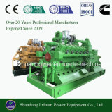 Gerador do gás da operação de descarga/gás Cogenerator/gás que gera o jogo