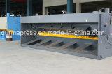 Machine Om metaal te snijden van het Blad van de Guillotine 16X6000 van Durmapress QC11y de Hydraulische
