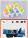 Große Produktions-Plastikkasten, der Maschine herstellt