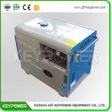 Weißer Farben-Abnehmer-bevorzugtes Benzin-Generator-Set