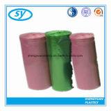 Heißer Verkaufs-Plastik bereitet Abfall-Beutel für Abfall auf