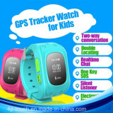 먼 모니터 (Y2)를 가진 실시간 두는 아이 GPS 시계