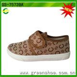 Изготовление ботинка PVC способа ботинок холстины малышей самое лучшее продавая