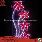 LED-Blumen-Motiv-Feiertags-Nationaltag-Dekorationen