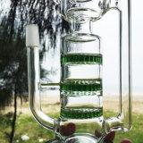Het doordringen van de Rokende Waterpijpen van het Glas van de Waterpijp van het Ontwerp Moonglade (S-GB-291)