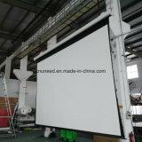 Belüftung-Weiß-Schwarzes Film-Gewebe für Projektions-Bildschirm