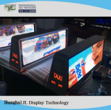 High resolution P5 2727SMD taxi Top LED display