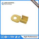 Terminal droit de tube de câble de batterie de baril de fil automatique