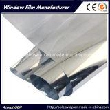 태양 필름, 사려깊은 필름 하나 방법 미러 태양 통제 건물 Windows 필름 1.52m 폭
