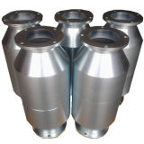 Filtro polverizzato diesel di ceramica da Sic DPF del favo per lo scarico dei motori