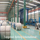 Fabricado na China pronta Stock Cold-Roll Spangle PPGI tiras de metal para aparelhos eléctricos