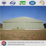Estrutura de aço Pre-Engineered Sinoacme Hangar de aeronaves
