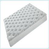 Tissu tricoté King Memory Foam Pocket Coil Spring Colchanger