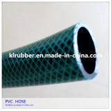 Jardim PVC reforçados com fibra de borracha de água com a conexão