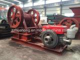 PE250*400 de diesel Maalmachine van de Kaak, de Kleine Maalmachine van de Rots met Dieselmotor