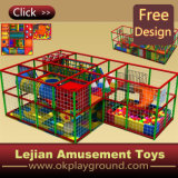 SGS Easy Set up Soft Play Indoor Playground Equipment (T1273-2)