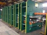 ゴム製コンベヤーベルトの生産ライン加硫の出版物機械