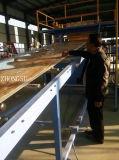 Chaîne de production de panneau de marbre de Faux de la ligne d'extrusion de feuille de marbre de Faux de PVC de prix bas/PVC